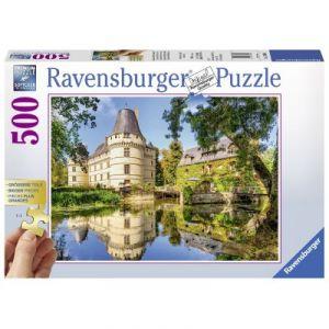 Ravensburger Château de l'Islette France - Puzzle 500 pièces XXL