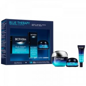 Biotherm Coffret Blue Therapy - Accelerated Cream + Night + Accelerated Serum