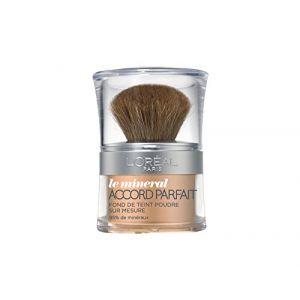L'Oréal Accord Parfait Minéral - Poudre couvrance - fond de teint