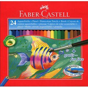 Faber-Castell 114425 Crayon à papier