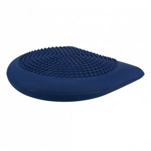 Trixie Coussin d'activité d'équilibre - 28 × 4 × 28 cm - Bleu foncé - Pour chien