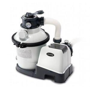 Intex 26652 accessoire pour piscine Pompe à filtre de sable, Filtre à eau
