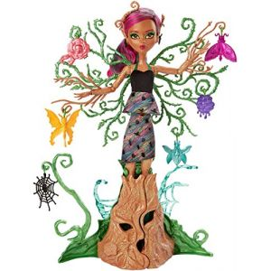 Mattel Monster High Jardin Treesa Thornwillow