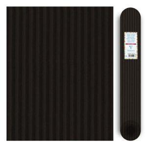 Clairefontaine Rouleau de carton ondulé - 314 g - 0.5 x 0.7 m - noir