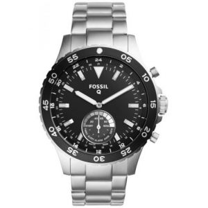 Fossil Q Crewmaster FTW1126 - Montre Connectée Bluetooth