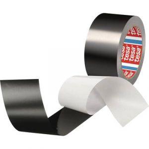 Tesa Ruban adhésif aluminium 50577-00000-01 noir (mat) (L x l) 25 m x 50 mm 1 rouleau(x)