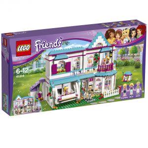 Lego 41314 - Friends : La maison de Stéphanie