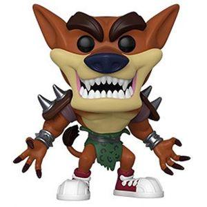 Funko Games - Bobble Head Pop N° Xxx - Crash Bandicoot - Tiny Tiger [Figurine]