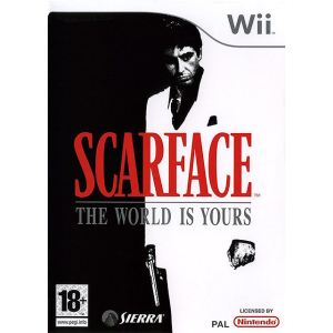 Scarface : The World is Yours [Wii]