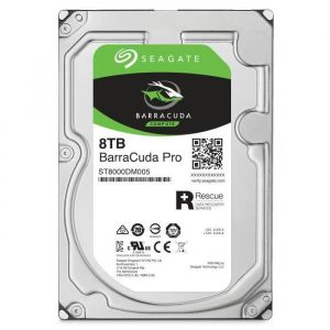Seagate ST8000DM004 - Disque dur Barracuda Pro 8 To SATA 6Gb/s