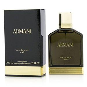 Giorgio Armani Eau de Nuit Oud - Eau de parfum pour homme