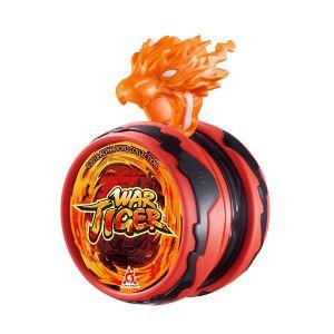 Hasbro Yo-yo Blazing Team Guerrier des créatures niveau 1 Tigre