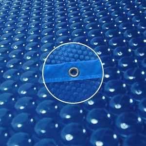 Sunbay Bâche à bulles pour piscine octogonale 8,72 x 4,72 m