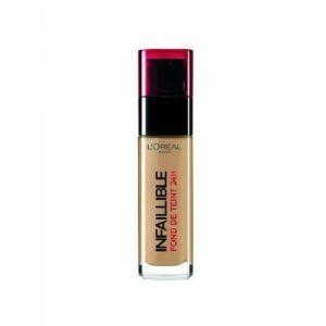 Image de L'Oréal Infaillible - Fond de teint Fluide 300 Ambre 30 ml