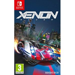 Xenon Racer [Switch]