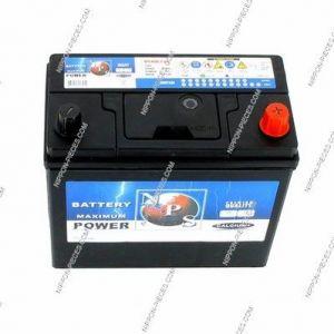 Top Car Batterie de démarrage NIPPON PIECES SERVICES U540L11B