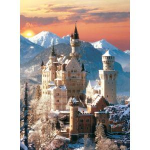 Clementoni Puzzle Château de Neuschwanstein 1500 pièces