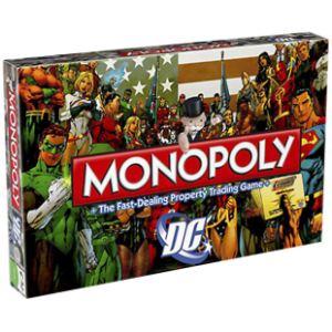 Hasbro Monopoly DC Comics