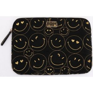 Lollipops Dweekend smiley - Sac ordinateur - noir