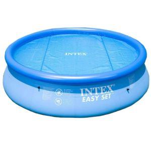 Intex 29021 - Bâche à bulles pour piscine ronde Ø 3,05 m