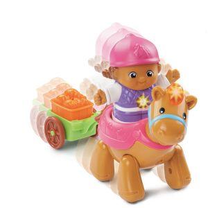 Vtech Tut Tut Copains : Le poney magique de Cleo, la reine du galop