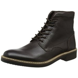 Clarks Blackford Hi, Bottes Homme, Marron (Dark Brown Lea), 45 EU