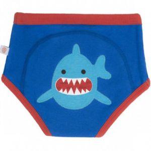 Image de Zoocchini Culotte d'apprentissage Sherman le requin (3-4 ans)