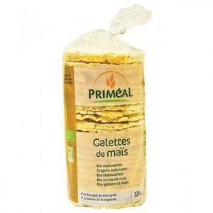 Priméal Galettes de maïs 120 g