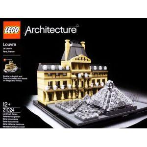 Lego 21024 - Architecture : Le Louvre