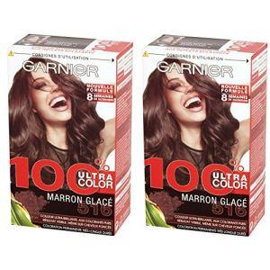Garnier 100% Ultra Color Marron glacé 516