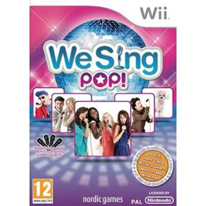 We Sing Pop [Wii]