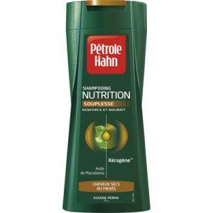 Pétrole Hahn Shampooing Nutrition Souplesse - Cheveux secs ou frisés