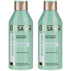 Jacques Dessange Douce argile - Shampooing régulateur 250 ml