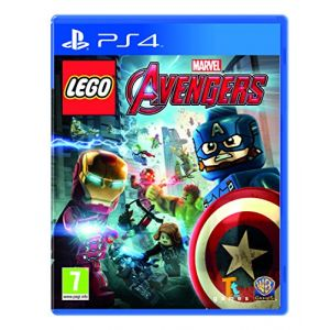 LEGO Marvel Avengers [import anglais] [PS4]