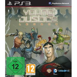 Young Justice : Legacy [PS3]