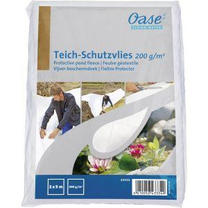 Oase Textile de protection pour bassin (L x l) 5 m x 2 m 43334 1 pc(s)
