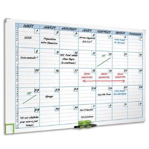 calendrier effacable comparer 210 offres