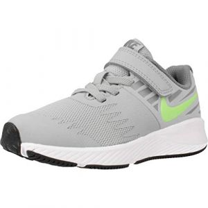 Nike Chaussures running Star Runner Psv - Wolf Grey / Lime Blast / Cool Grey - Taille EU 30