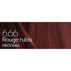 Biokap Coloration Delicato rapid 6.66 rouge rubis