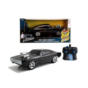 Smoby Fast & Furious - voiture radiocommandée Dodge Charger