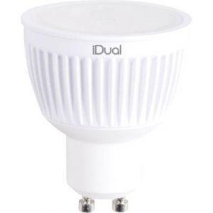 JEDI LIGHTING Ampoule réflecteur LED iDual 6.5W, JEDI, GU10