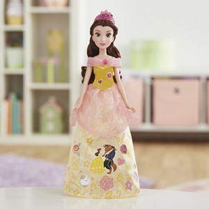 Poupée Princesses Belle Robe Enchantée