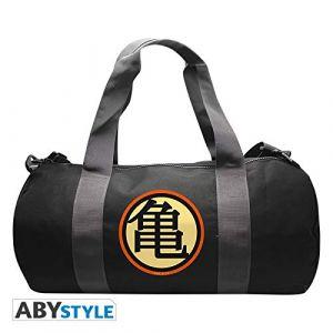 """Abystyle Sac de sport Dragon Ball Z """"Kame Symbol"""""""