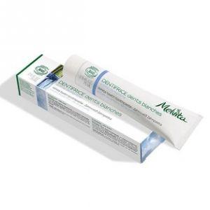 Melvita Dentifrice Dents blanches bio 75 ml