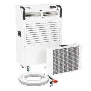 Trotec Climatiseur Mobile Split PortaTemp 6500 S Echangeur et Raccordement pour 80 m2