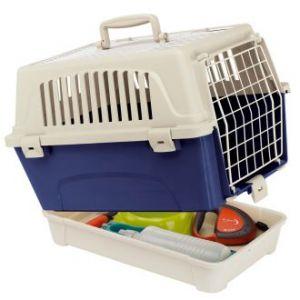 Ferplast Atlas 10 - Panier de transport avec compartiments à objets Chats et chiens
