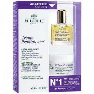 Nuxe Coffret Crème prodigieuse peaux normales