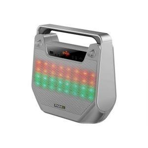 """Ibiza Sound FREESOUND40 - Enceinte Bluetooth active autonome 4"""" / 10cm"""