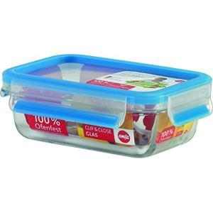 Emsa 513918 - Boîte alimentaire hermétique en verre (50 cl)