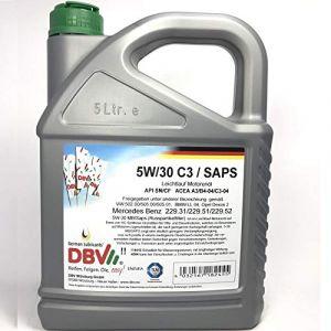 Trevi High Performer 5W-30 SAPS C3 BMW+MB 5 Litre(s) jerricane
